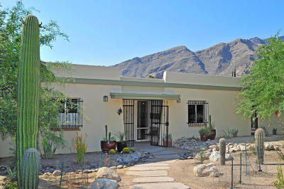 Tucson AZ Single Family Home For Sale: $364,999