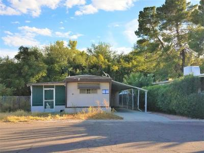 Tucson AZ Manufactured Home For Sale: $21,900