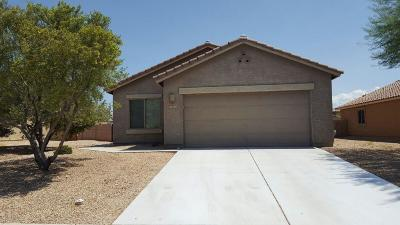 Marana Single Family Home For Sale: 14188 N Via Trincheras