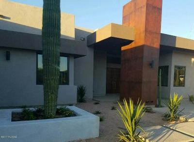 Tucson Single Family Home Active Contingent: 5280 N Via Alcalde