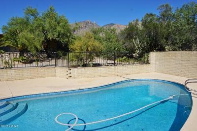 Tucson Single Family Home For Sale: 6540 N Alvernon Way