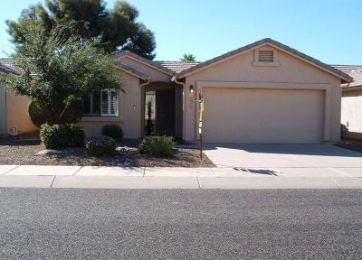 Tucson Single Family Home Active Contingent: 7172 E Navigator Lane