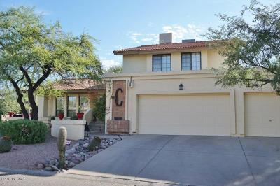 Single Family Home For Sale: 5684 N Via Umbrosa