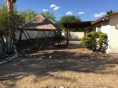 Single Family Home Active Contingent: 1421 N Saddleback Avenue
