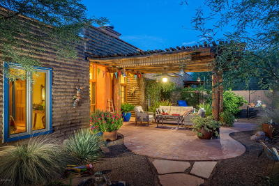 Tucson Single Family Home Active Contingent: 5078 E Fort Lowell Road