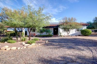 Tucson Single Family Home For Sale: 7300 N Sonya Way