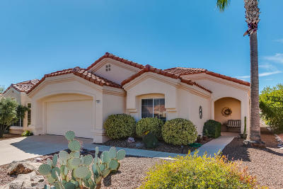 Oro Valley Single Family Home For Sale: 14221 N Trade Winds Way