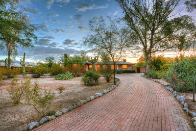 Tucson Single Family Home For Sale: 836 N Corinth Avenue