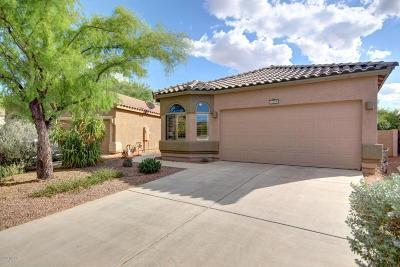 Sahuarita Single Family Home For Sale: 504 E Camino Del Pinsapo
