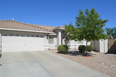 Oro Valley Single Family Home Active Contingent: 96 W Saddle Horse Lane