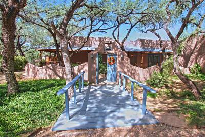 Tucson AZ Single Family Home For Sale: $499,000