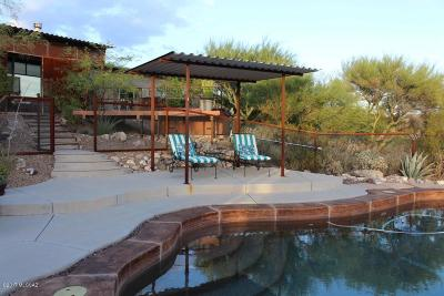 Vail Single Family Home For Sale: 15380 E Colossal Cave Road