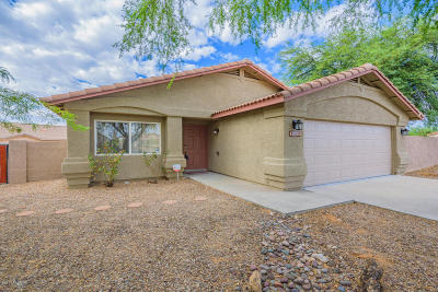 Single Family Home For Sale: 13393 N Vistoso Bluff Place
