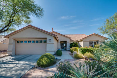 Green Valley Single Family Home Active Contingent: 1531 N Goldeneye Way