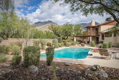 Single Family Home For Sale: 5738 N Via Umbrosa