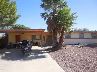 Single Family Home For Sale: 524 N Sarnoff Drive