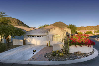 Heritage Highlands Single Family Home Active Contingent: 5172 W Navajo Mesa Place