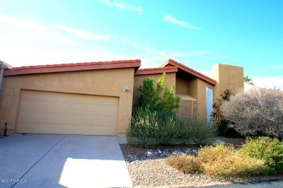 Tucson Townhouse For Sale: 5649 N Camino Del Sol