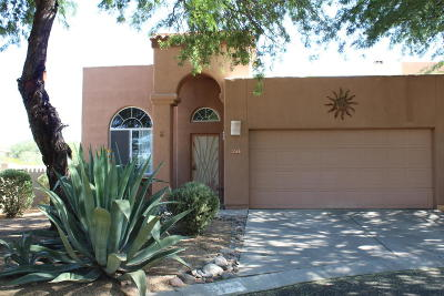 Single Family Home Active Contingent: 3390 N Golden Brush Place