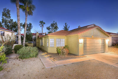 Tucson AZ Single Family Home For Sale: $179,000
