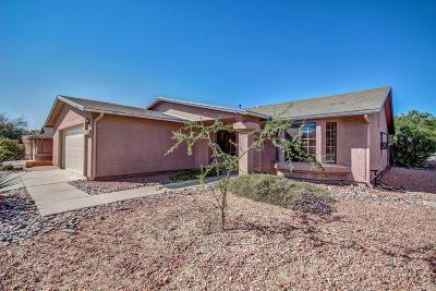 Tucson AZ Single Family Home For Sale: $189,500