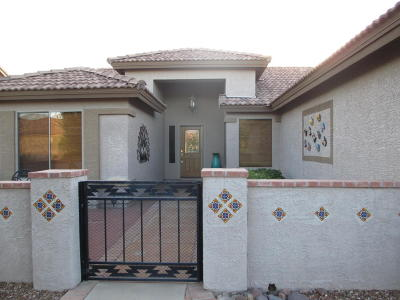 Quail Creek (1-306) Single Family Home For Sale: 1874 E Desert Lark Pass