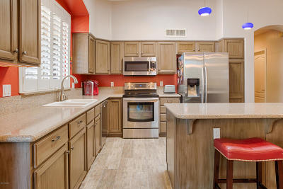 Oro Valley Single Family Home For Sale: 362 W Spearhead Road