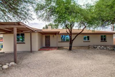 Tucson AZ Single Family Home For Sale: $249,900