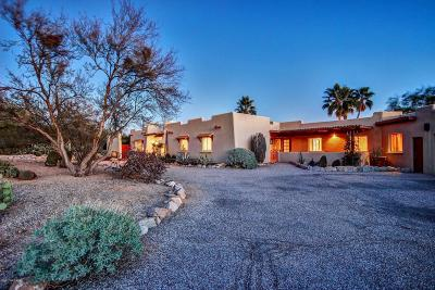 Tucson Single Family Home For Sale: 2700 E Calle Los Altos