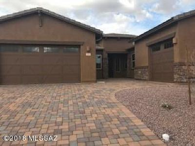 Oro Valley Single Family Home For Sale: 752 W Champions Run Way