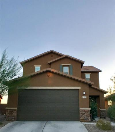 Tucson AZ Single Family Home For Sale: $274,900