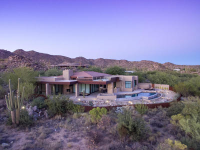 Oro Valley Single Family Home For Sale: 14531 N Rocky Highlands Drive