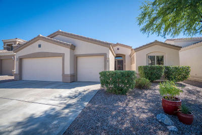 Oro Valley Single Family Home Active Contingent: 303 W Klinger Canyon Drive