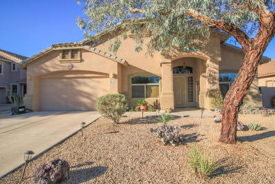 Tucson Single Family Home For Sale: 7407 N Thoreau Drive