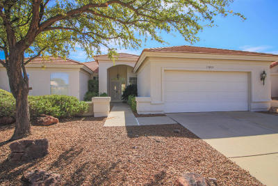 Saddlebrooke Single Family Home For Sale: 37603 S Mashie Drive