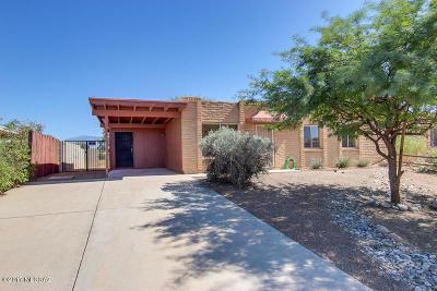 Tucson AZ Single Family Home For Sale: $132,900