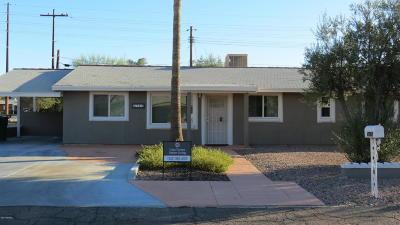 Tucson Single Family Home For Sale: 4762 E Adams Street