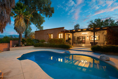 Tucson Single Family Home For Sale: 8477 E Prince Road
