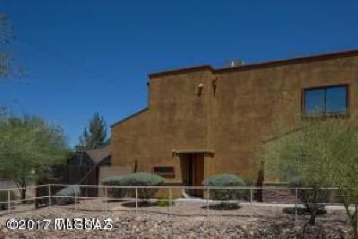 Tucson Townhouse For Sale: 8639 E Placita De Las Tarascas