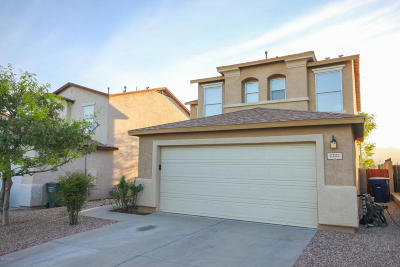 Tucson Single Family Home For Sale: 2233 S McConnell Drive