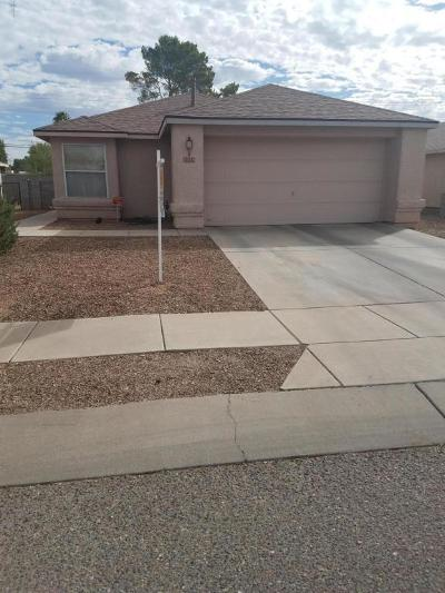 Tucson Single Family Home Active Contingent: 3335 S Whistler Drive