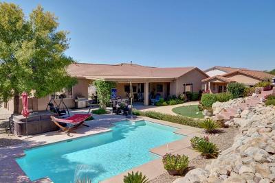 Single Family Home For Sale: 10759 E Placita Guajira