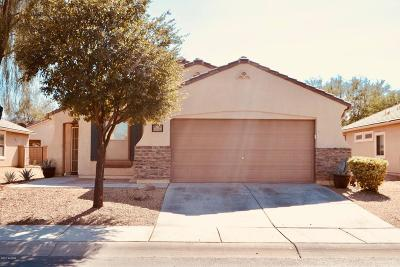 Tucson Single Family Home Active Contingent: 11377 W Combine Drive