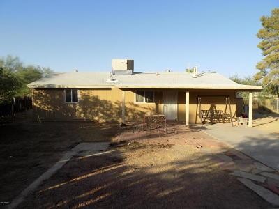 Pima County Single Family Home For Sale: 1960 W Cusco Place