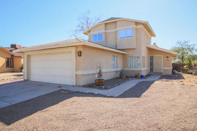 Tucson Single Family Home For Sale: 3007 W Hampshire Court