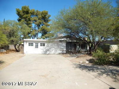 Single Family Home For Sale: 8901 E Old Spanish Trail