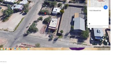Residential Lots & Land Active Contingent: 1102 S Russell Avenue