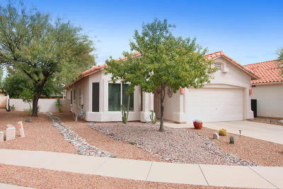 Oro Valley Single Family Home Active Contingent: 12278 N Sterling Avenue