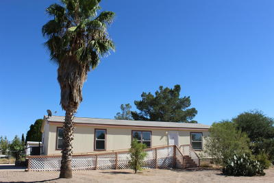 Pima County Manufactured Home For Sale: 10780 W Warfield Circle