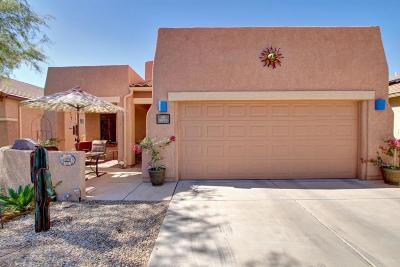 Tucson Single Family Home Active Contingent: 5932 S Starling Drive